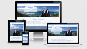 Takiguchi Dental Website Mockup